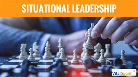 situational leadership vital spark training consultants