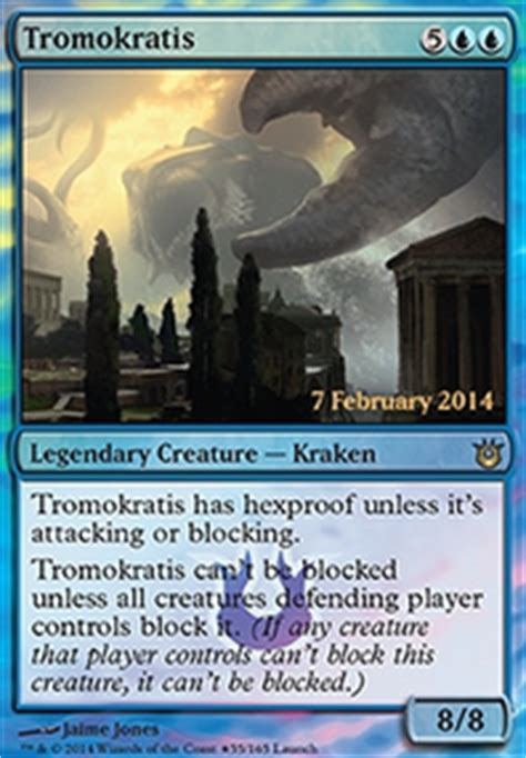 release the kraken commander edh mtg deck