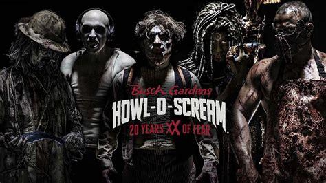 busch gardens offering ticket deal  howl  scream