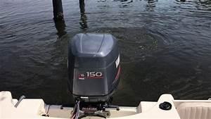 2000 Yamaha V6 150 2 Stroke