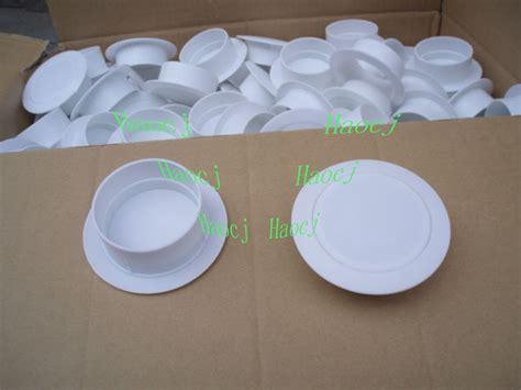wall hole cover  plastic sleeve slim duct plastic