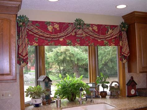 Waverly Curtains And Drapes by Door Amp Windows Beautiful Red Window Treatment Valances