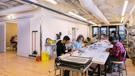 columbia college chicago art design school projects