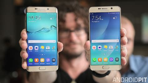 samsung galaxy s6 edge plus galaxy note 5 zwillinge wider willen androidpit
