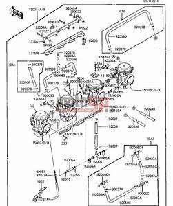 Kawasaki - Zl600 Eliminator 1987 - Engine  Transmission