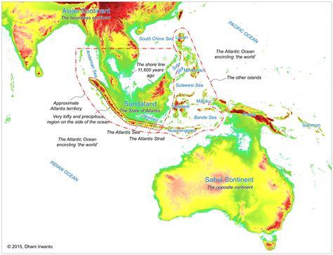 Atlantis The Lost City In World Map Wwwpixsharkcom