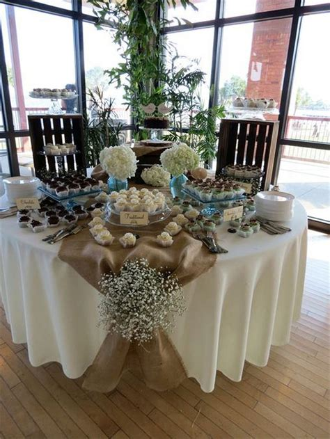country wedding table decorations rustic wedding round table decorations www imgkid com