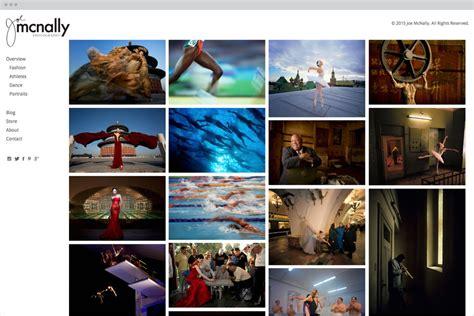 Best Photographer Website by Photography Portfolio Templates Photoshelter