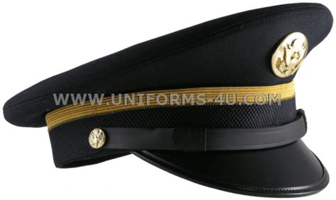 Us Army Service Cap For Male Enlisted