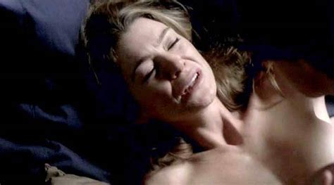 Ellen Pompeo Hot Sex Scene From Greys Anatomy Scandal Planet