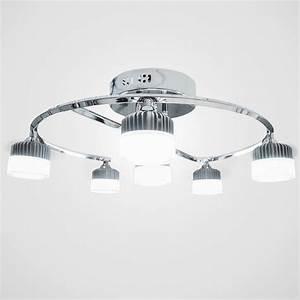Wohnzimmer Led Lampen : led deckenlampen deckenleuchte f r wohnzimmer inkl led ~ Watch28wear.com Haus und Dekorationen