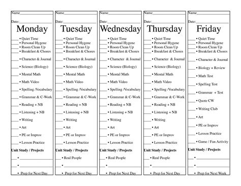 time check template time management schedule template my future template