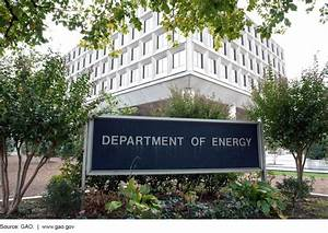 U.S. GAO - Department of Energy: Use of Leading Practices ...