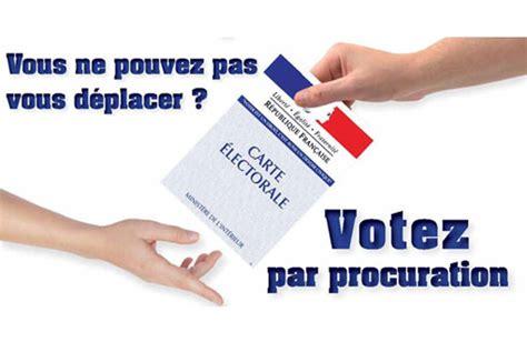 qui peut tenir un bureau de vote vote par procuration ariege