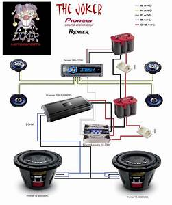 Commercial Audio Equipment Wiring Diagram Install