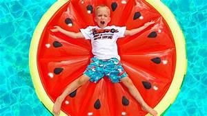 Bad Kid Magic Transform Food in Pool Johny Johny Yes Papa ...