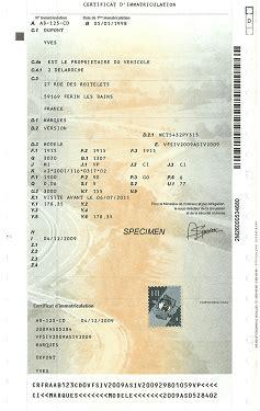carte grise vente voiture lire et comprendre sa carte grise certificat d immatriculation outils obd facile