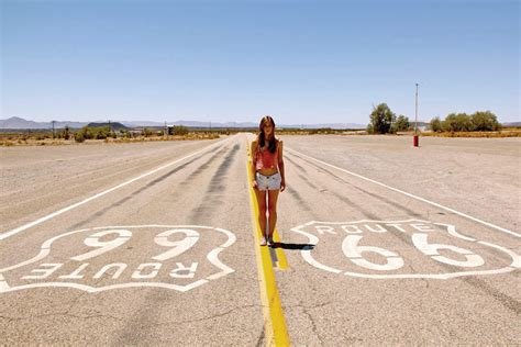 Picture Of Historic Route 66 5 Great American Road Trips