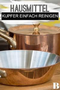 Silber Reinigen Hausmittel : kupfer reinigen mit diesen hausmitteln geht 39 s ganz ~ Watch28wear.com Haus und Dekorationen