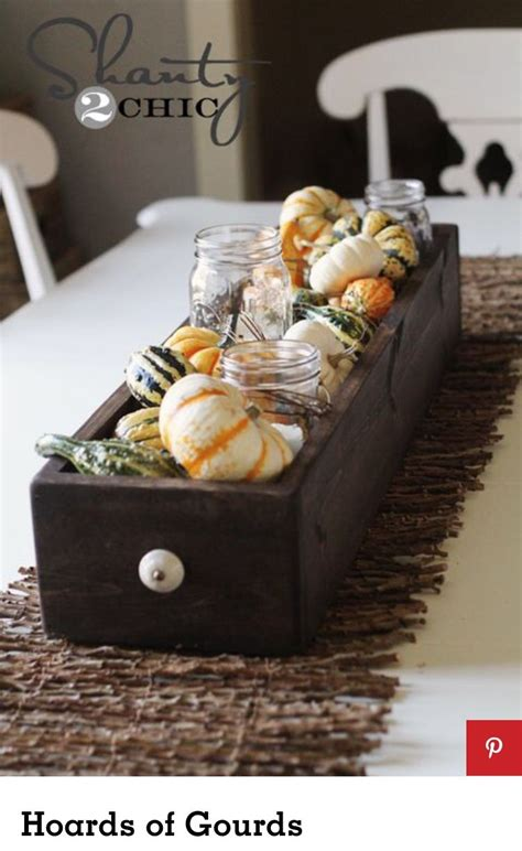 › decorative centerpieces for coffee tables. Pin by Melanie Willey on Fall | Fall table centerpieces, Diy thanksgiving centerpieces, Coffee ...