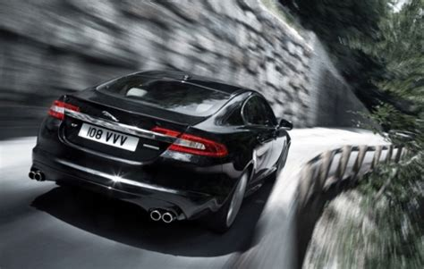 jaguar xf supercharged revealed