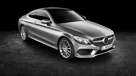 Mercedes C Class Coupe 4k Wallpapers by Mercedes C Class Coupe 2016 Wallpaper Hd Car