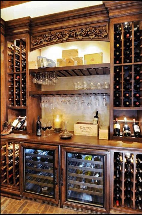 Small Wine Bar Ideas by Home Bar Ideas To Match Your Entertaining Style