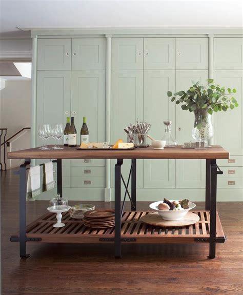 kitchen freestanding island barn board kitchen industrial shelves wood and iron ideas 1740