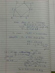 In The Diagram Sr And Qr What Is The Perimeter Of