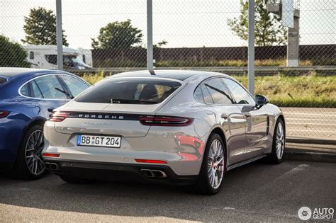 porsche panamera 2017 white 2017 porsche panamera official photos leaked page 2