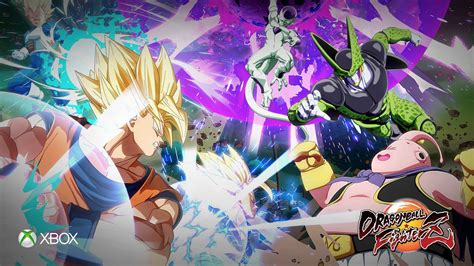 dragon ball fighterz wallpapers wallpaper cave