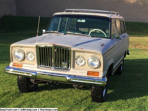 jeep kaiser wagoneer 1964 kaiser jeep wagoneer 2