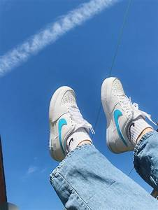 baby blue air 1 in 2020 baby blue aesthetic light