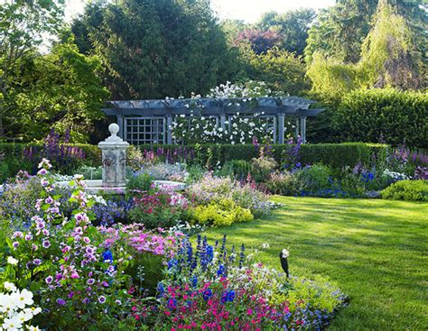 style garden english style garden in the htons traditional home