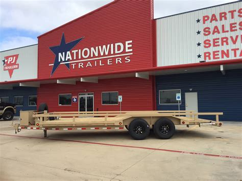 Customize Your Trailer With Us Near Houston, San Antonio