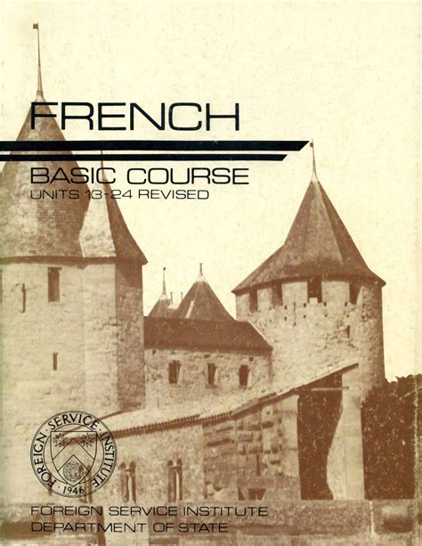 French Basic Course (Revised) : Monique Cossard : Free ...