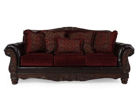 ash c 8240238 weslynn place sofa mathis brothers furniture ideas for my home