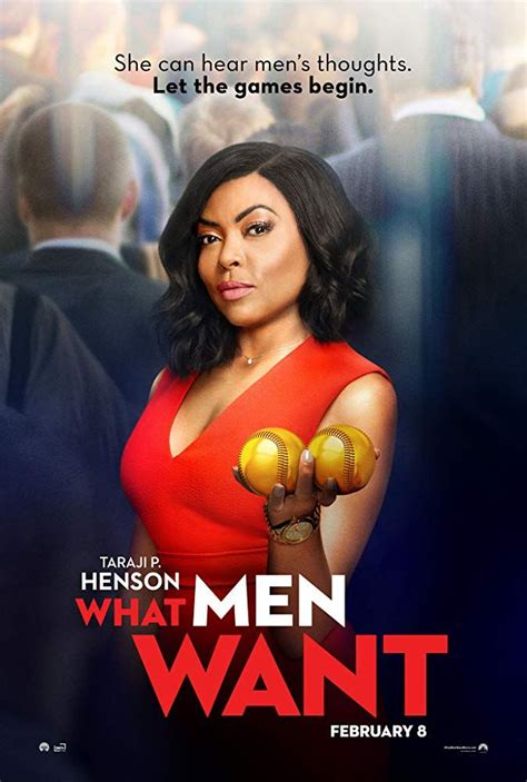 Taraji P. Henson in What Men Want (2019) | Wanted movie ...