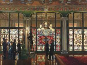 Tiffanys Extreme White House Makeover J Mark Powell