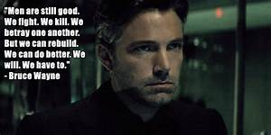 15 Greatest Ins... Famous Bruce Wayne Quotes
