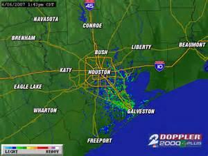 Channel 13 Houston Weather Doppler Radar