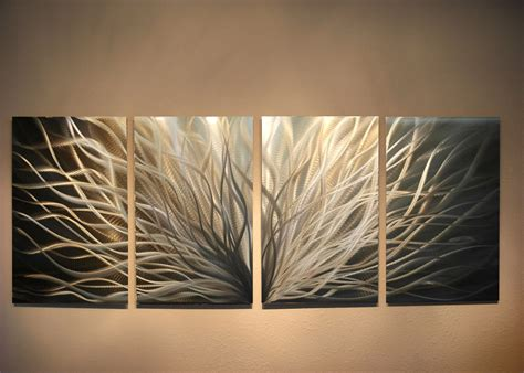 and wall decor metal wall decor aluminum abstract contemporary modern