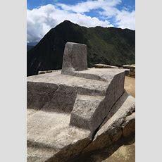 Machu Picchu, Most Famous City Of The Inca Empire  A City