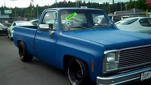 1980 Chevy C10 Shorty Sold