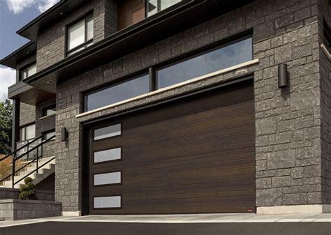 Contemporary Garage Designs by Contemporary Modern Garage Doors Garaga