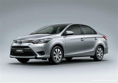 toyota sedan prix toyota yaris sedan 1 3l a partir de 38 400 dt