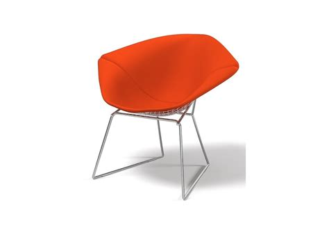 bertoia chaise bertoia chair cover knoll milia shop