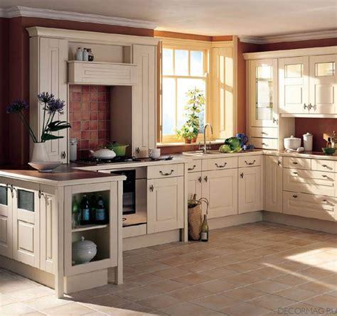 Ретродизайн интерьеров кухни