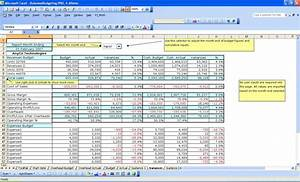 business budget template excel free free business template With corporate budget template excel