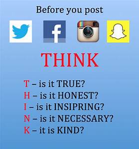 Topic 4: Ethical issues of social media in the workplace ...